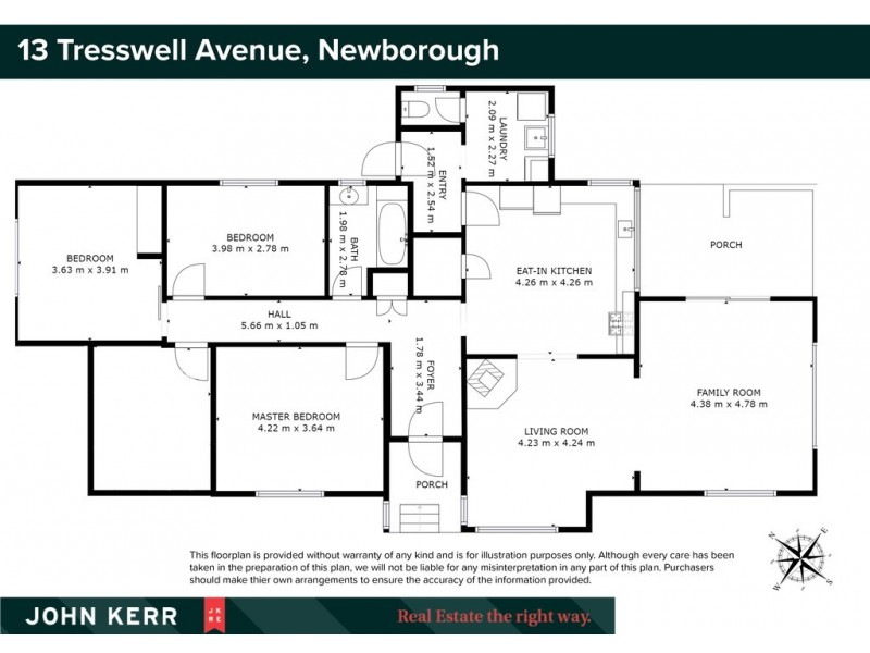 13 Tresswell Avenue, Newborough VIC 3825