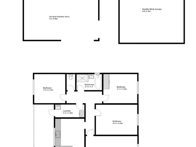 64 William Street, Gol Gol NSW 2738 Floorplan