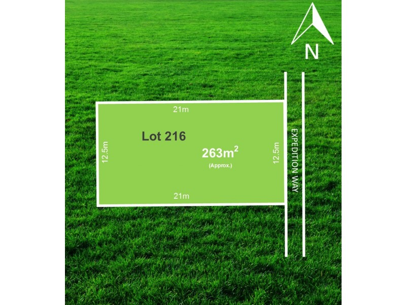 Lot 216 Expedition Way, Corio VIC 3214
