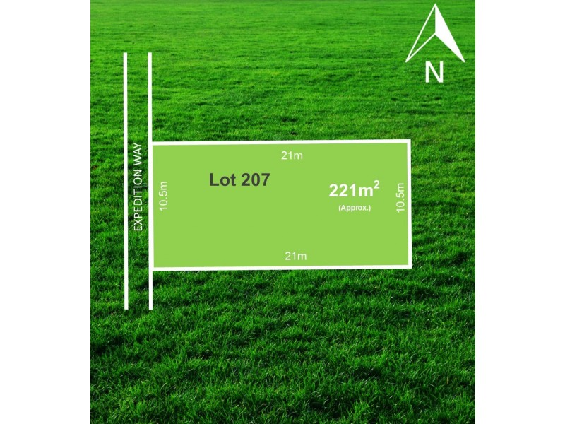 Lot 207 Expedition Way, Corio VIC 3214