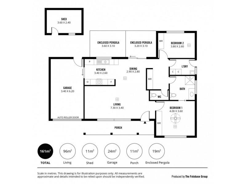 19/3 Aldersey Street, Mclaren Vale SA 5171 Floorplan
