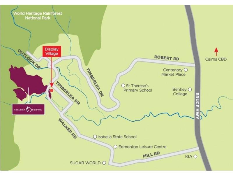 Lot 306 Azure Court, Bentley Park QLD 4869