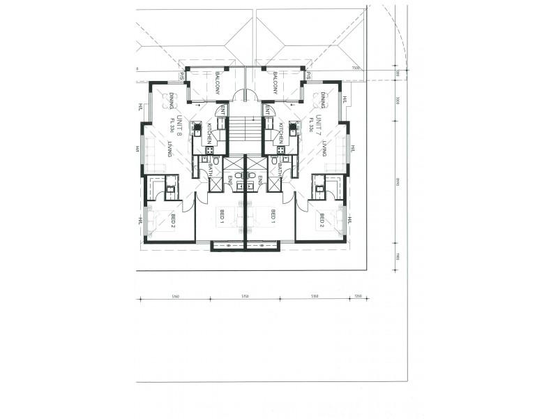 7/81 Holman Street, Alfred Cove WA 6154 Floorplan