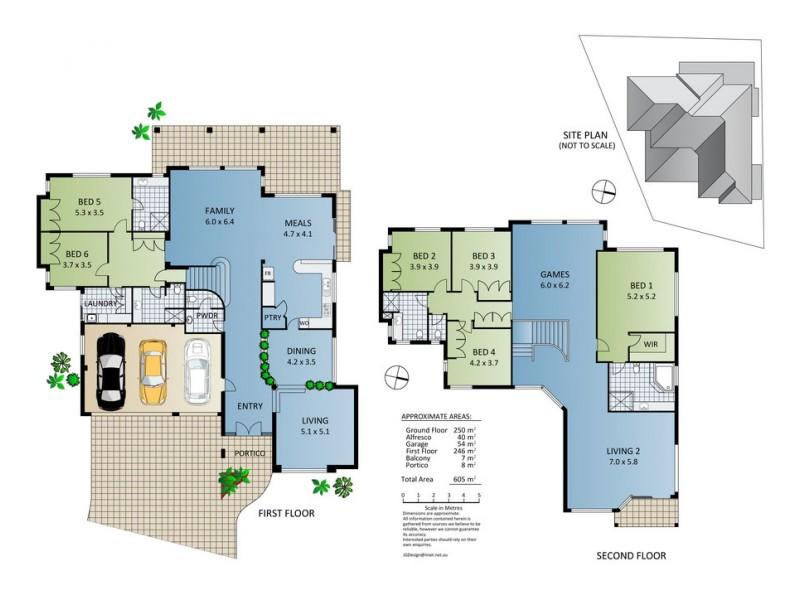Winthrop WA 6150 Floorplan