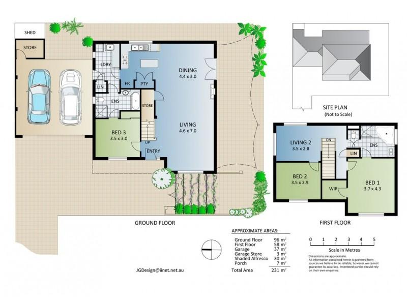 36a Norma Road, Alfred Cove WA 6154 Floorplan