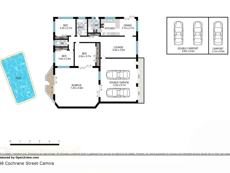 48 Cochrane Street, Camira QLD 4300 Floorplan