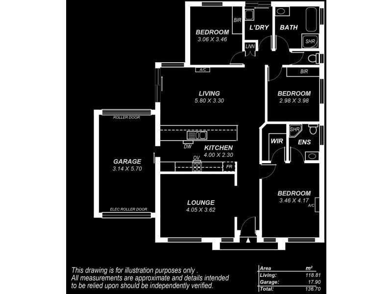 9/198 Black Road, Aberfoyle Park SA 5159 Floorplan