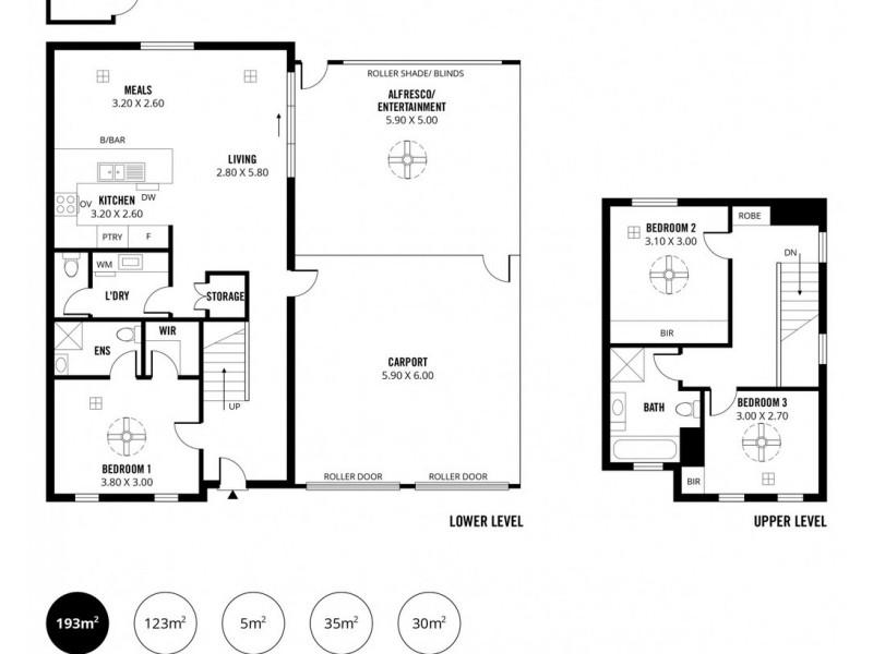 12 Hurstfield Terrace, Findon SA 5023 Floorplan