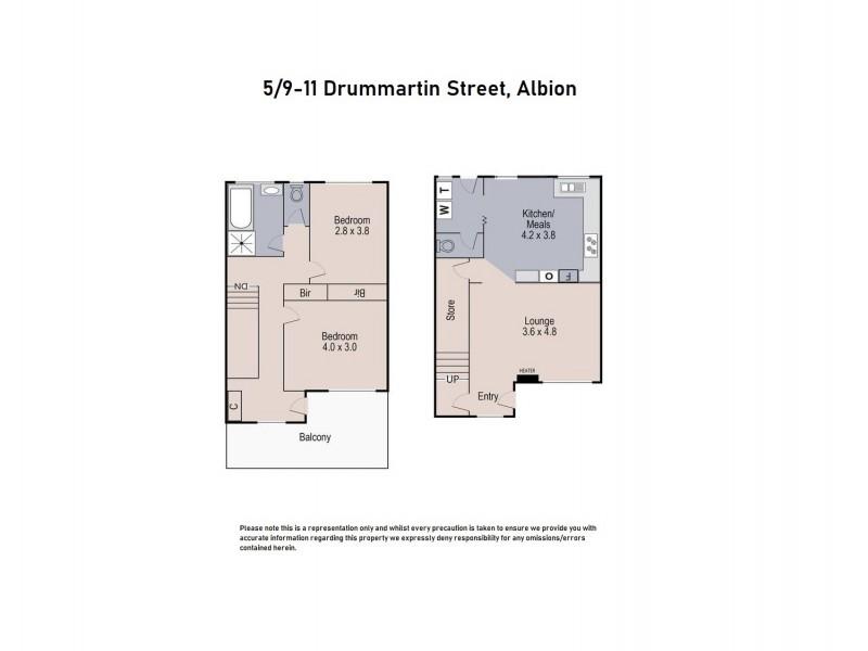 5/9-11 Drummartin Street, Albion VIC 3020