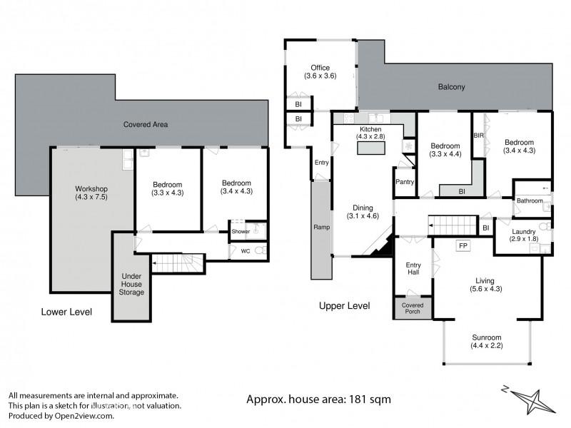 11 Sinclair Avenue, Moonah TAS 7009 Floorplan