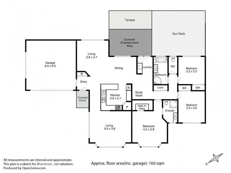 12 Celery Top Drive, Kingston TAS 7050 Floorplan