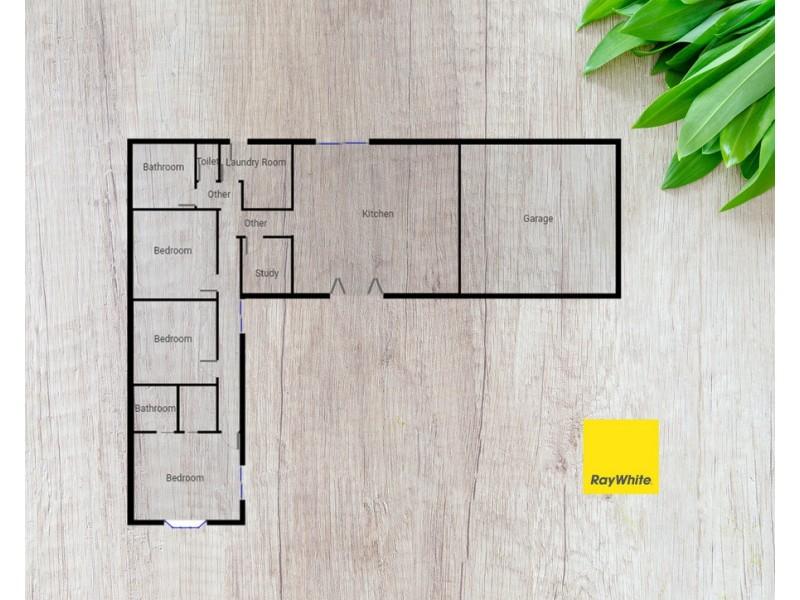 129 Gympie Road, Tin Can Bay QLD 4580 Floorplan