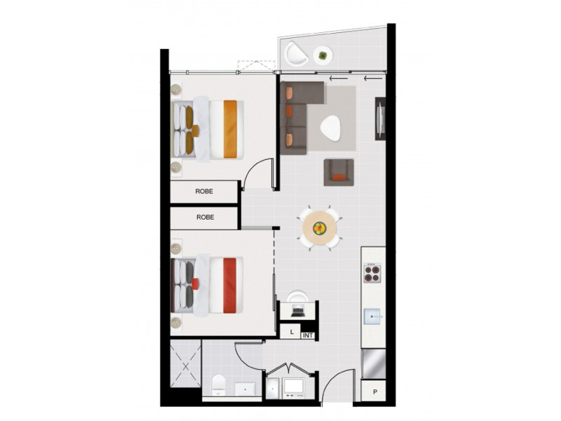 24 STRATTON STREET, Newstead QLD 4006 Floorplan