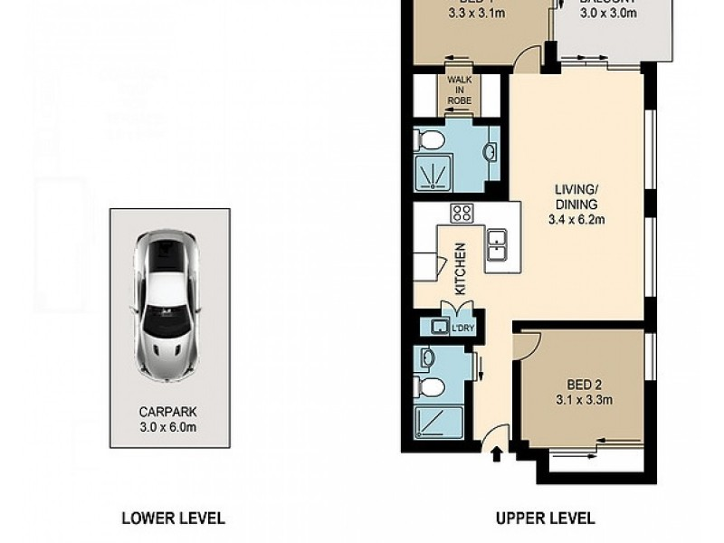 21/61 Ludwick Street, Cannon Hill QLD 4170