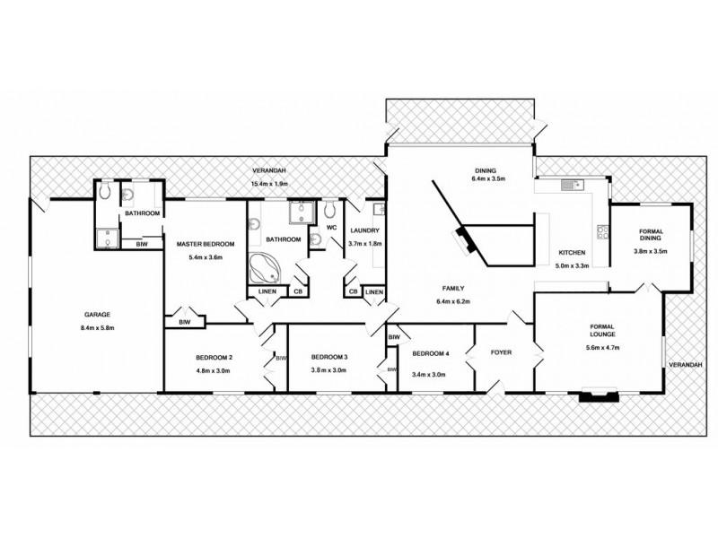 189 Tindalls Lane, Berry NSW 2535 Floorplan