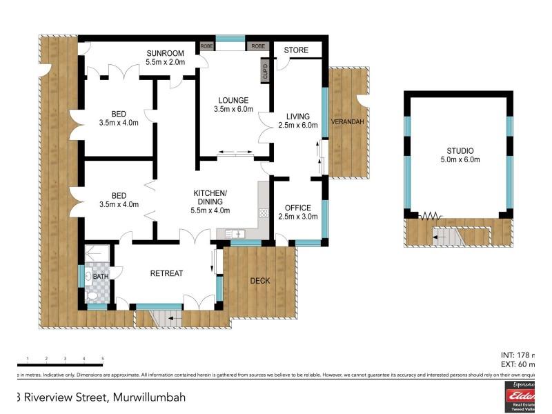 78 RIVERVIEW STREET, Murwillumbah NSW 2484 Floorplan