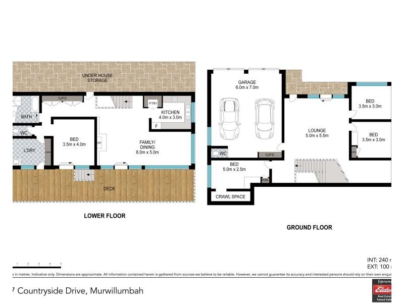 47 COUNTRYSIDE DRIVE, Murwillumbah NSW 2484 Floorplan