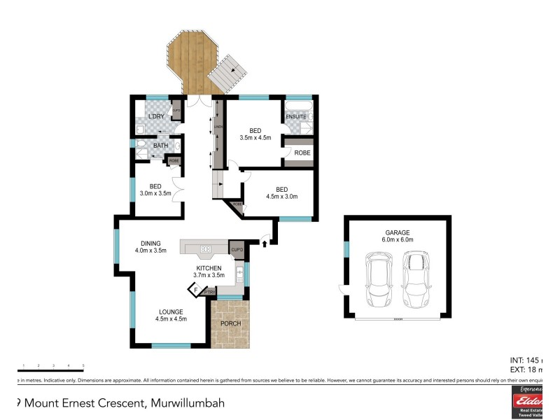 59 MOUNT ERNEST CRESCENT, Murwillumbah NSW 2484 Floorplan