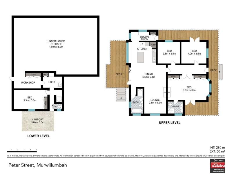 1 PETER STREET, Murwillumbah NSW 2484 Floorplan