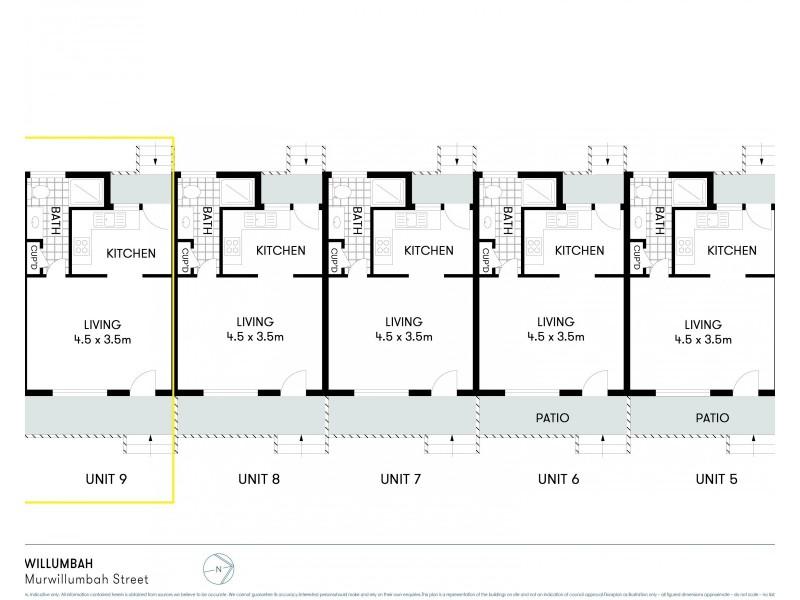 9/208 MURWILLUMBAH STREET, Murwillumbah NSW 2484 Floorplan