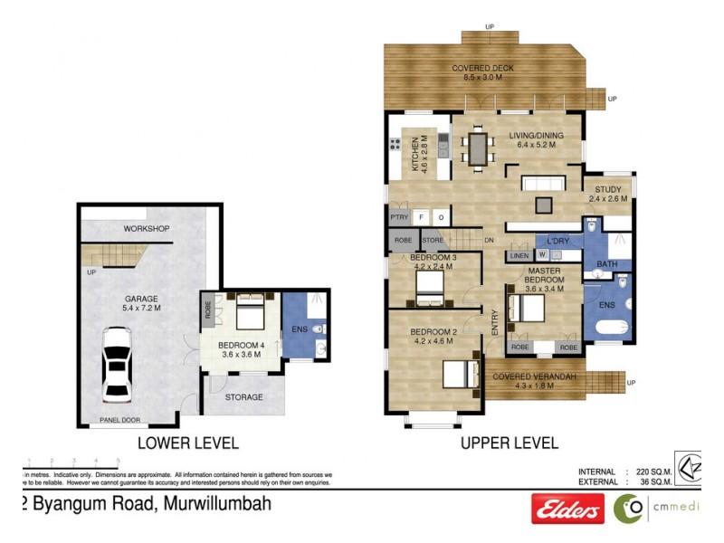42 BYANGUM ROAD, Murwillumbah NSW 2484 Floorplan