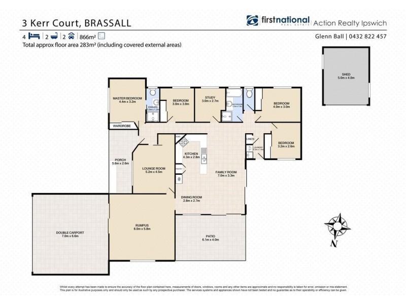 3 Kerr Court, Brassall QLD 4305
