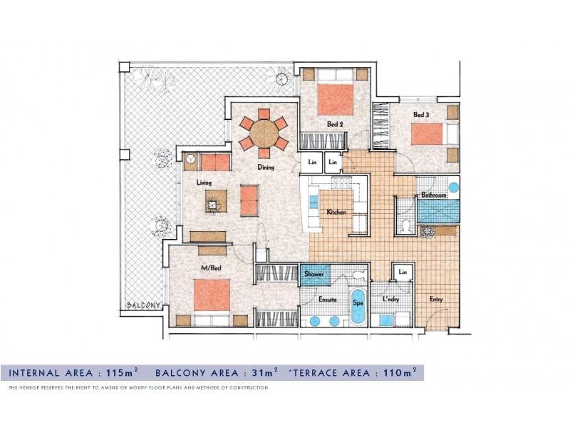 26/1 Preston Street, Como WA 6152 Floorplan