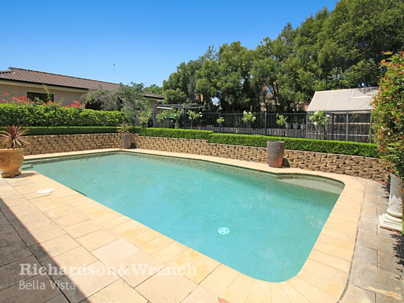 14 Highgate Circuit, Kellyville NSW 2155