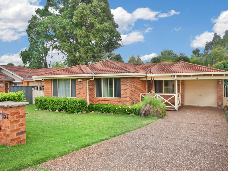 57 Sampson Crescent, Acacia Gardens NSW 2763