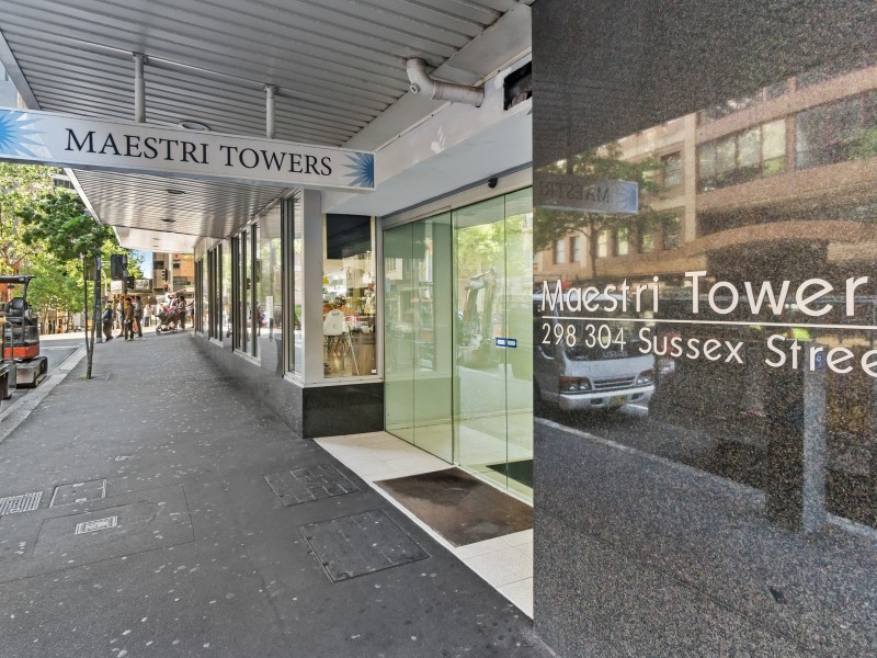 212/298-304 Sussex Street, Sydney NSW 2000