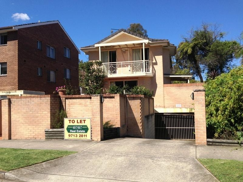6/189 Hampden  Road, Abbotsford NSW 2046