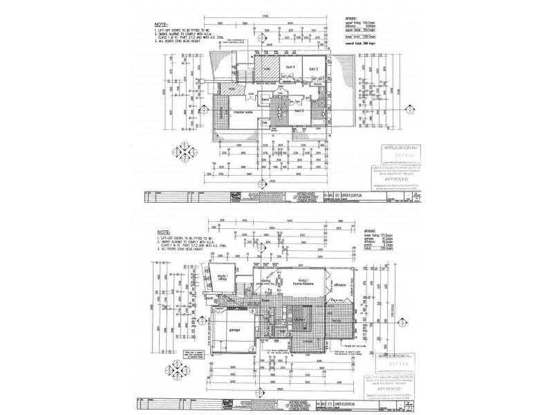 26 Nandina Ct, Upper Coomera QLD 4209 Floorplan