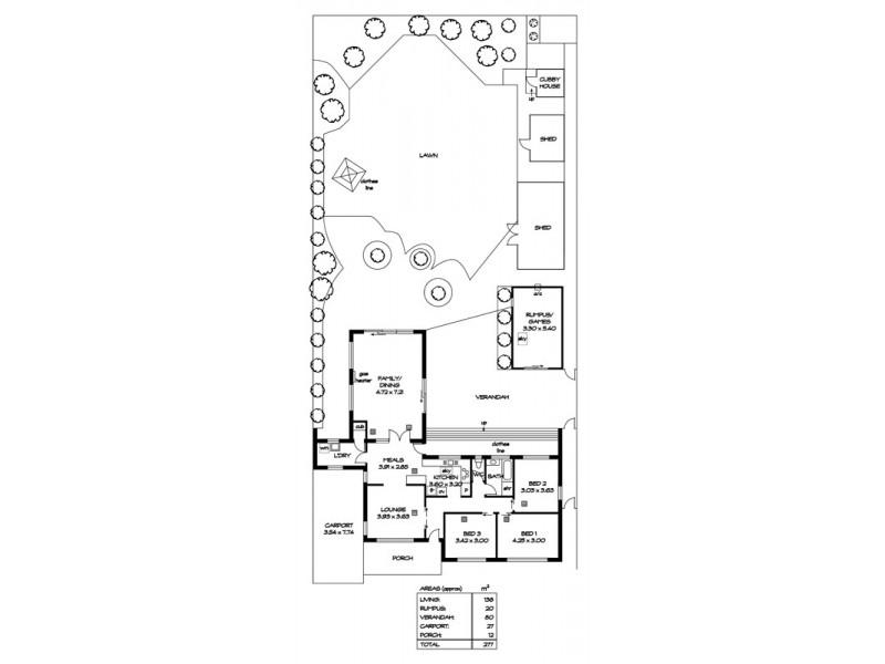 13 Washington Street, Vale Park SA 5081 Floorplan