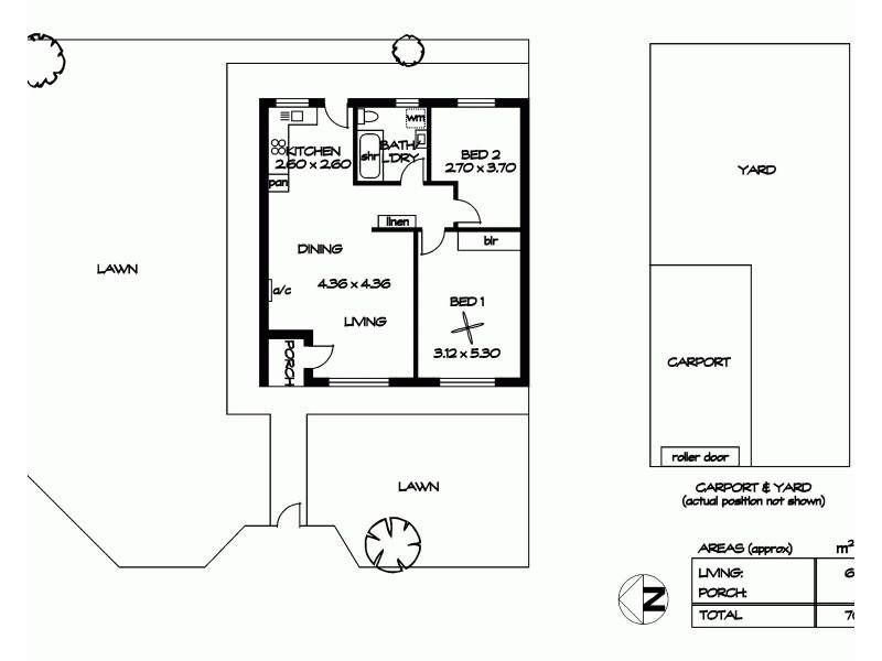 1/5 Don Terrace, Morphettville SA 5043 Floorplan