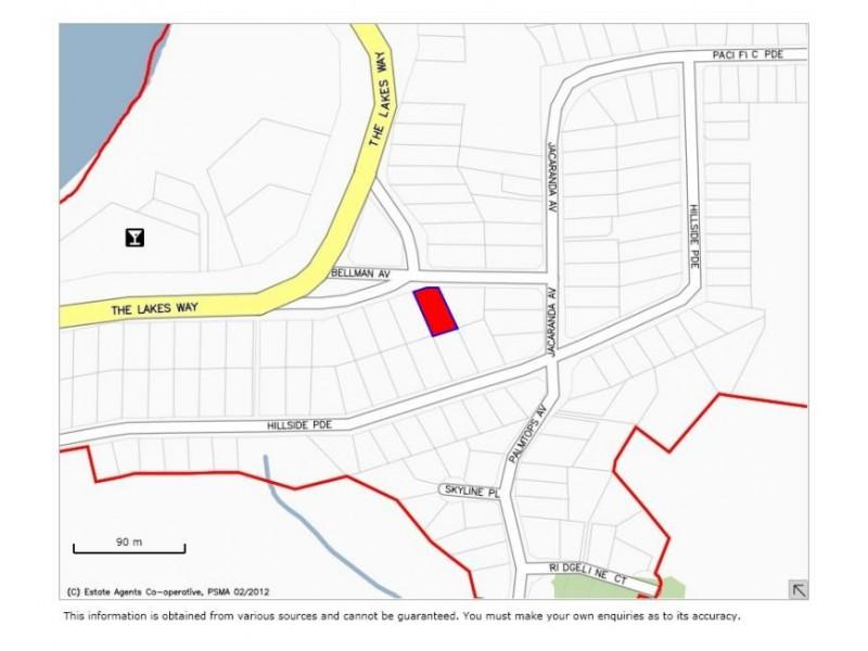 14 Bellman Ave, Elizabeth Beach NSW 2428