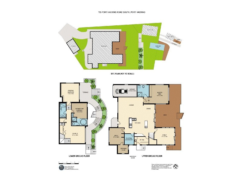 755 Port Hacking Rd, Port Hacking NSW 2229 Floorplan
