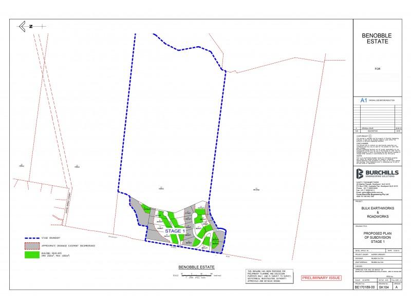 Benobble QLD 4275 Floorplan