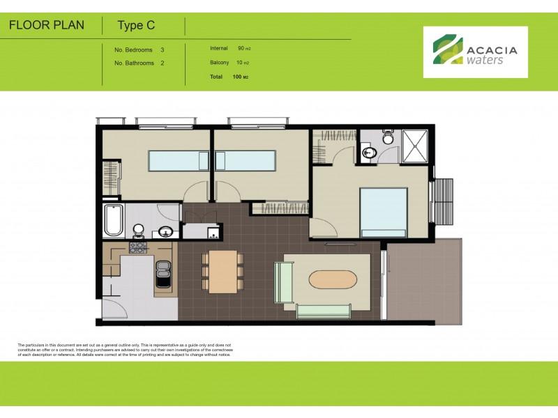 119/115-163 Fryar Road, Eagleby QLD 4207 Floorplan