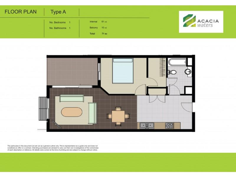 116/115-163 Fryar Road, Eagleby QLD 4207 Floorplan