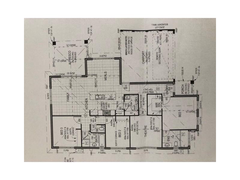 9 Claremont Street, Baldivis WA 6171 Floorplan