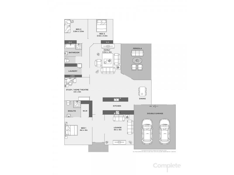 28 ST MARTINS DRIVE, Mount Gambier SA 5290 Floorplan