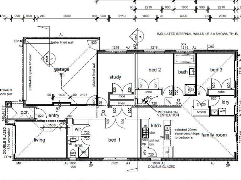 19 Andretti Avenue, Lynbrook VIC 3975 Floorplan