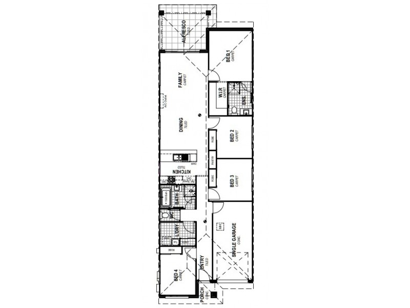 Riverstone NSW 2765 Floorplan