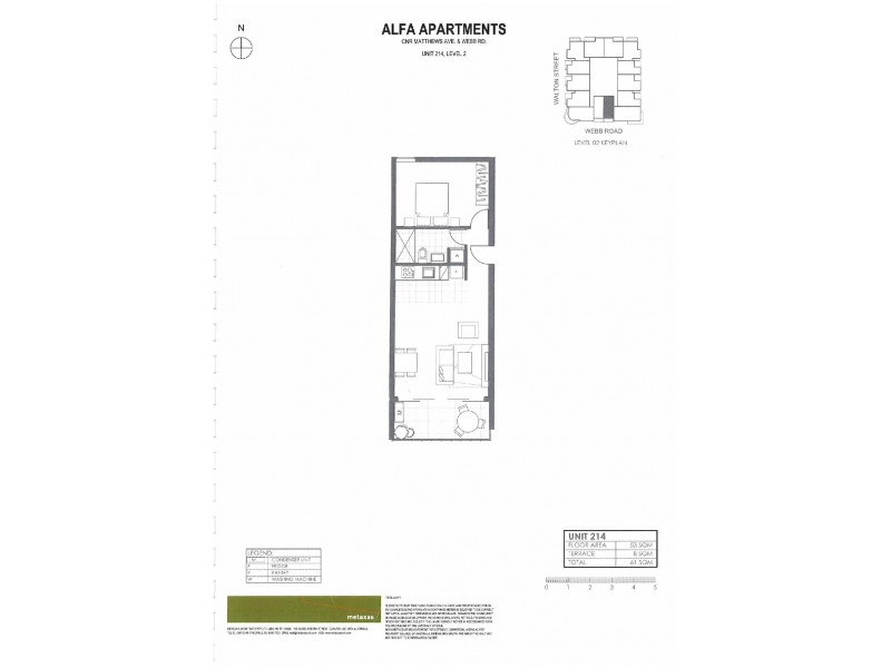 8  Webb Road, Airport West VIC 3042 Floorplan