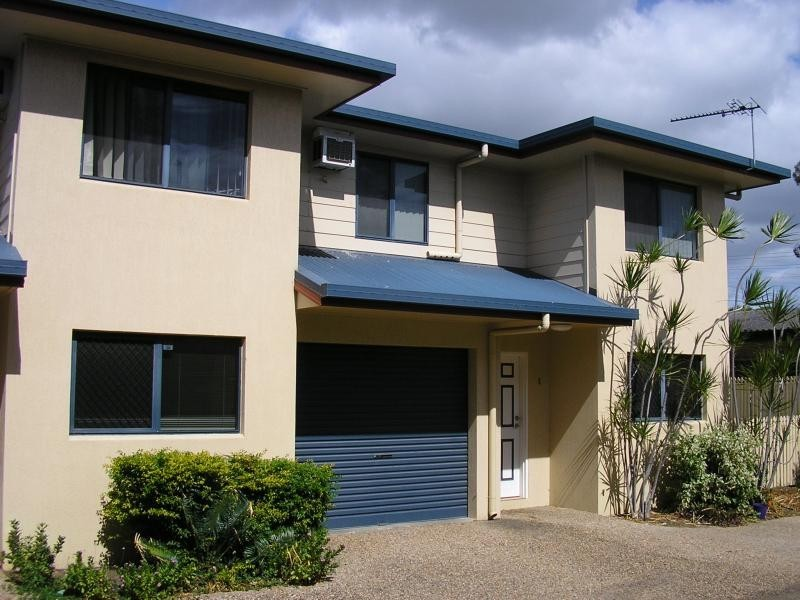UNIT 6/31 BAYSWATER ROAD, Hyde Park QLD 4812