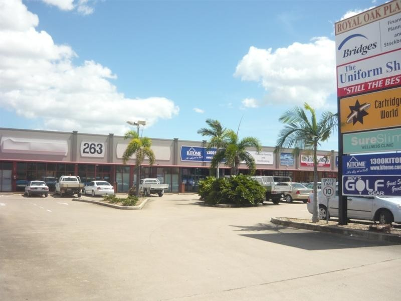 263 Charters Towers Road, Hyde Park QLD 4812