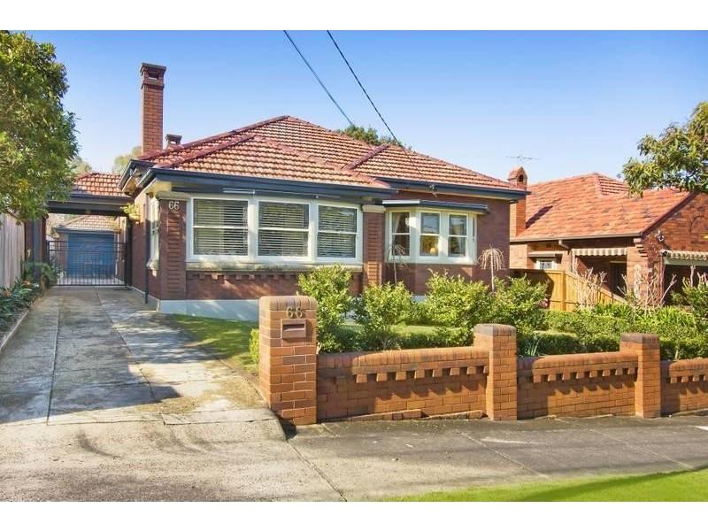 66 LEOPOLD STREET, Ashbury NSW 2193