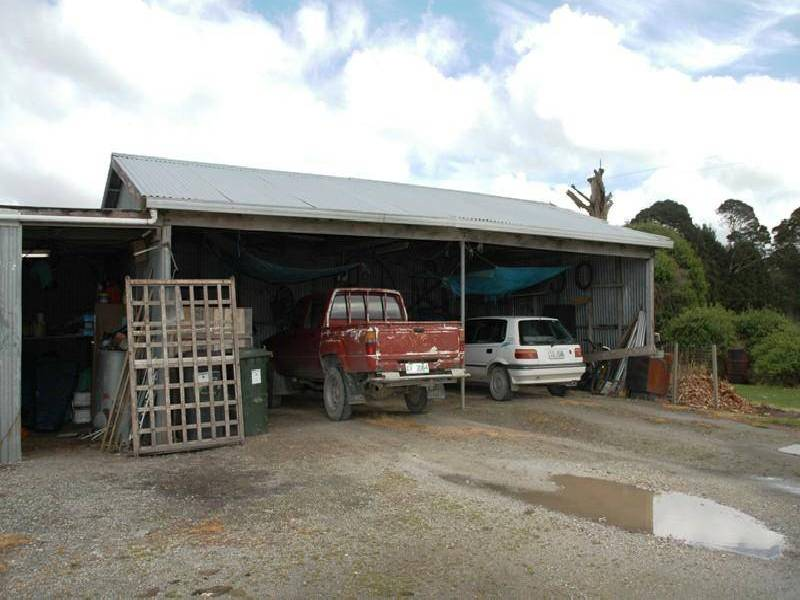 157 BLAMEYS ROAD, Christmas Hills TAS 7330