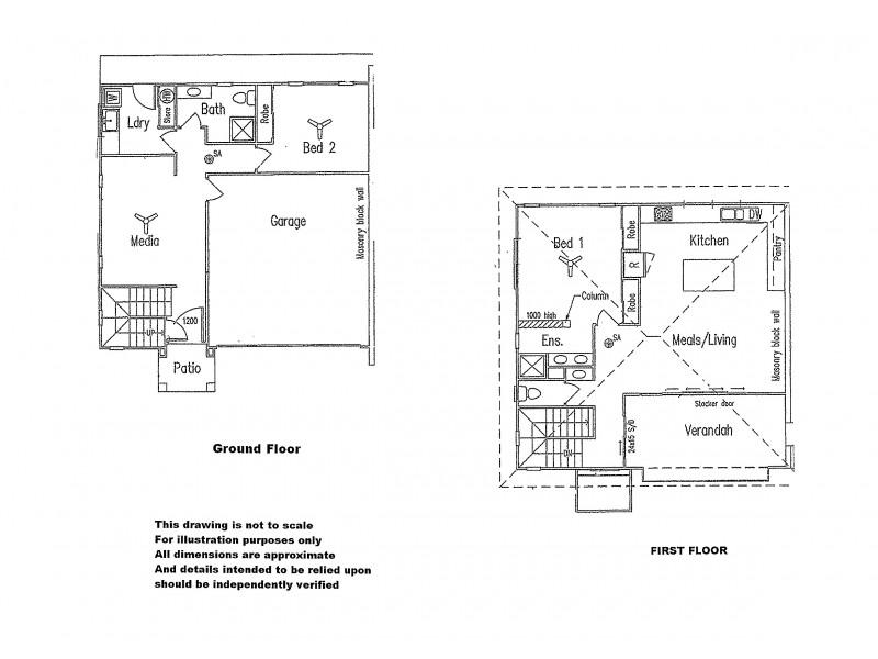 38/20 Gympie Road, Tin Can Bay QLD 4580 Floorplan
