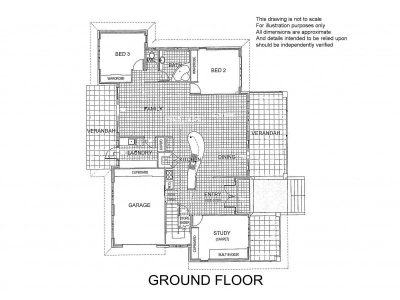 60 Esplanade, Tin Can Bay QLD 4580 Floorplan
